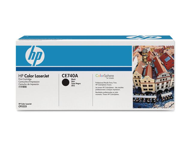 Great Value HP 307A Original Toner Cartridge Black (CE740A) | Hewlett Packard |  |