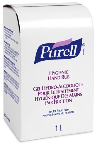 Great Value Purell NXT Hygienic Hand Rub 1 Litre | Hand Sanitisers | 2156-642 | Purell
