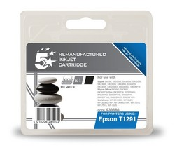 Cheap Epson T1291 Compatible Ink Cartridge Black | Compatible |  |