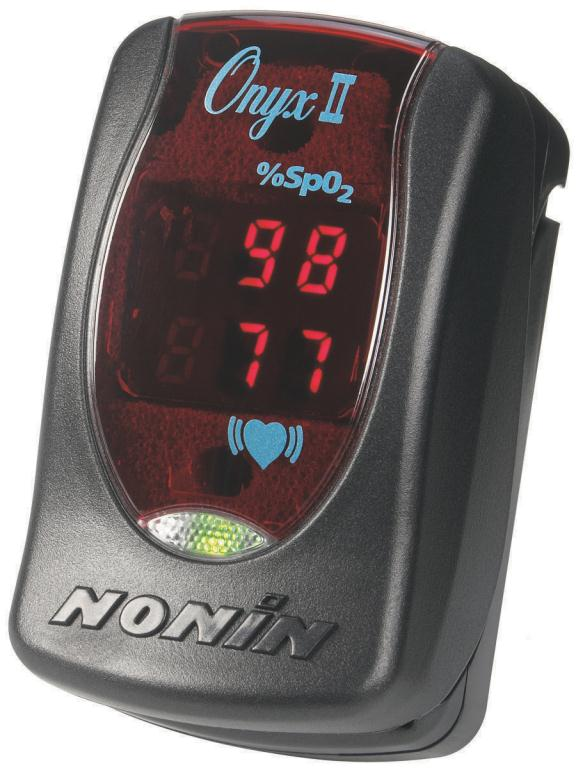 Great Value Onyx II 9550 Finger Pulse Oximeter | Finger Pulse Oximeters | 9550 | Nonin