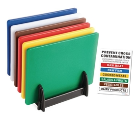 Cheap Colour Coded Chopping Boards | Kitchen & Catering Supplies |  | Medical Supermarket