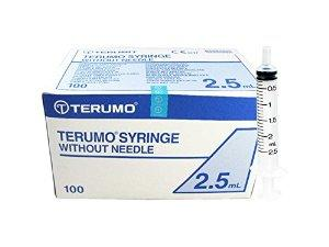 Great Value Hypodermic Eccentric Lock Slip Tip Syringe 2.5ml – Without Needle | Syringes & Syringe Drivers | TUSS-02LE1 | Bunzl