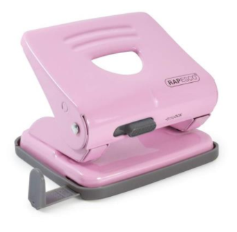 Cheap Candy Pink  2 Hole Metal Punch | Hole Punches |  |
