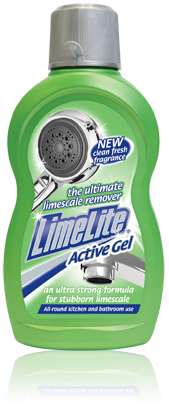 Cheap Limelite Active Gel Limescale Remover Case Of 6