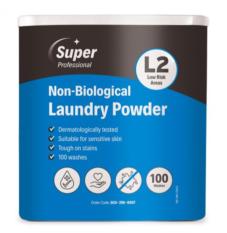 Great Value Non-Biological Laundry Powder 6.8kg | Laundry Powder | 800-299-0007 | Mirius