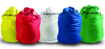 Great Value SafeKnot Laundry Bags Blue | Linen and Laundry Management | LB/SK/BL/UK | MIP