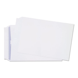 Cheap Premium C4 Plain White Envelopes 100gsm | White Business Envelopes | 5757692 | Staples