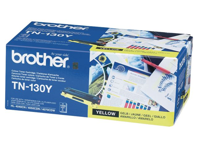 Great Value Brother TN130 Toner Yellow | Brother | TN130Y | Brother