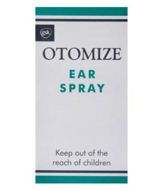 Great Value (POM) Otomize Ear Spray 5ml | I-O |  |