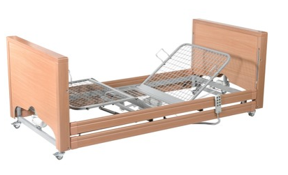 Cheap Classic FS Low Profiling Bed with Side Rails | Care Beds |  |
