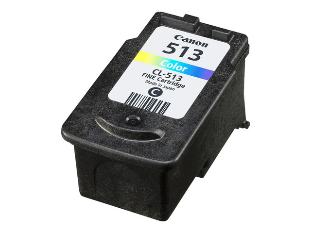 Cheap Canon CL-513 High Capacity Colour Ink Cartridge | Canon | 2971B001 | Canon