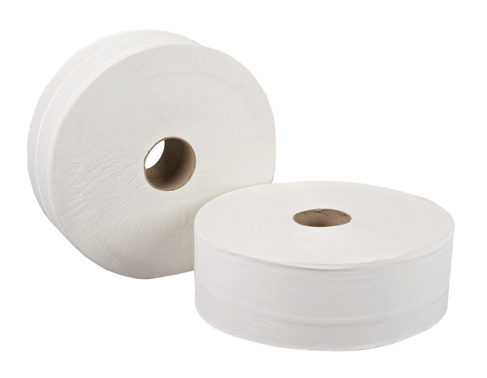Cheap Standard Maxi Jumbo 2 Ply Toilet Rolls 60mm Core | Toilet Rolls & Tissues |  |