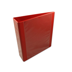 Cheap A4 58mm Presentation Lever Arch File Red | Presentation Binders, Files & Folders | 1185397 | Staples