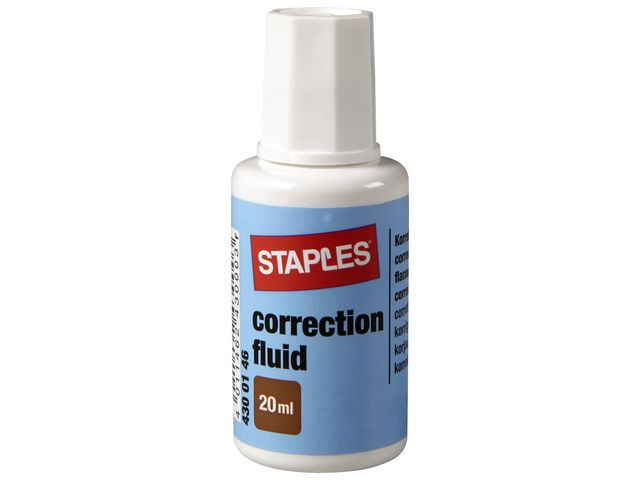 Great Value Correction Fluid | Correction Aids | 66002.12 | Staples