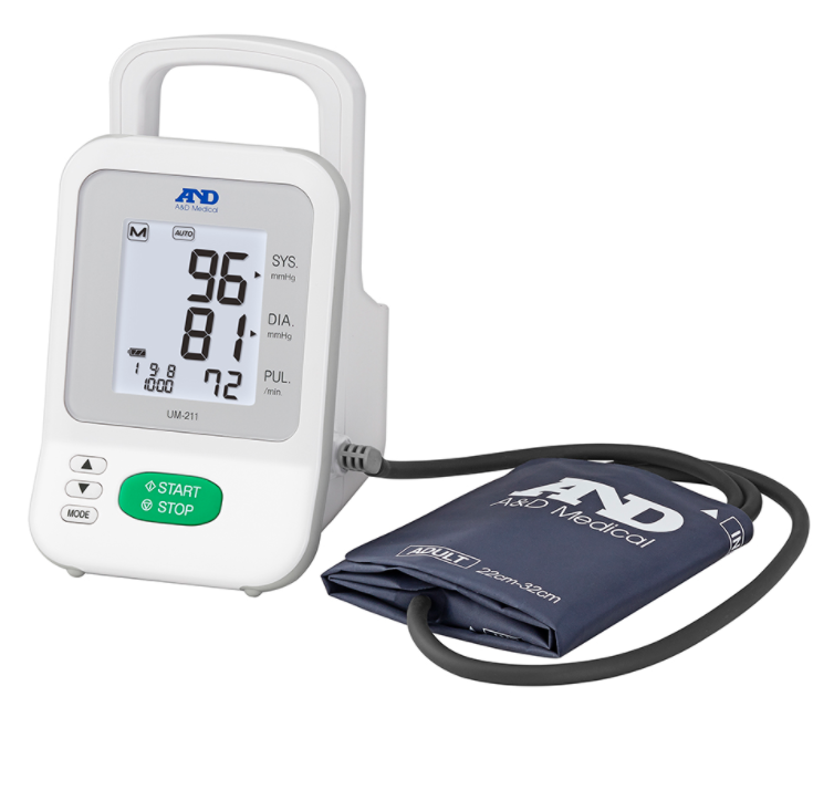 Great Value A&D UM-211 All-In-One Blood Pressure Monitor | Blood Pressure Monitors | UM-211 | A&D Medical