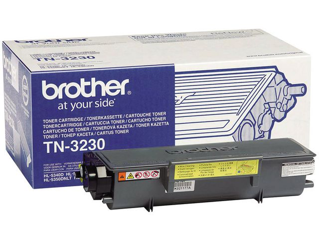 Great Value Brother TN3230 Black Toner | Brother | TN3230 | Brother