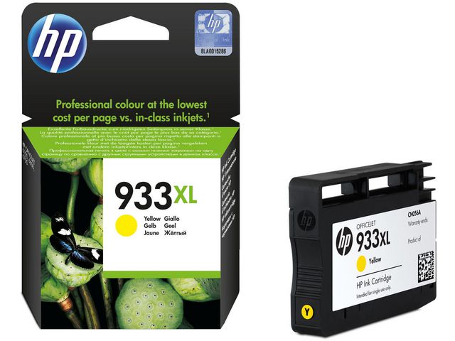 Great Value HP No.933XL High Capacity Ink Cartridge Yellow | Hewlett Packard | 2369732 | Hewlett Packard