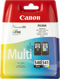 Cheap Canon PG-540 Ink Cartridge Multipack | Canon | 5225B006 | Canon
