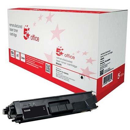 Cheap Compatible High Capacity Brother TN-326 Toner Cartridge Black | Compatible |  | 5 Star