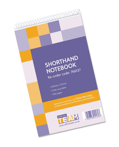 Cheap Shorthand Notebook 300 Pages | Pads & Note Books |  |
