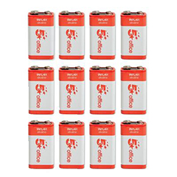 Cheap 5 Star Batteries 9V / 6LR61 | Standard Batteries |  |