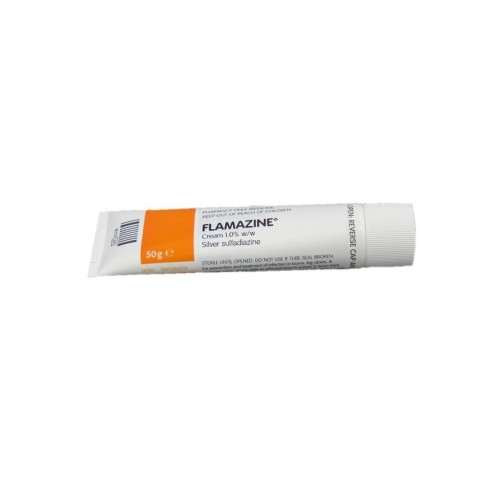 Great Value (POM) Flamazine Cream 1% 50G (Silver Sulphadiazine 1%) | D-H |  | Alliance Healthcare