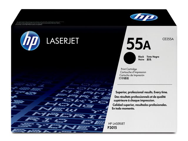 Great Value HP No.55A Black Toner | Hewlett Packard | CE255A | Hewlett Packard