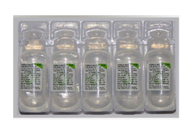 Great Value (POM) Sterile Water in Plastic Vial 5ml | P-Z |  |