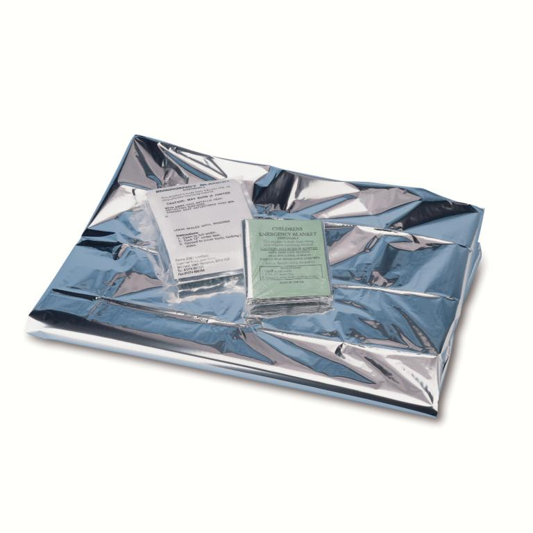 Great Value Disposable Emergency Foil Blanket | First Aid Kits & Supplies |  |