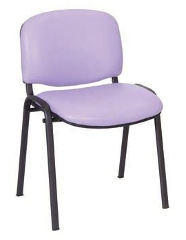 Cheap Sunflower Galaxy Visitors Chair Vinyl Fabric Without Arms | Visitors & Waiting Room Chairs | Sun-SEAT32VYL/COLOUR | Sunflower Medical