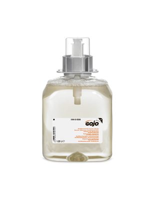 Great Value Gojo Antibacterial Foam Soap FMX Refill | Hand Soap | 5189-03-EEU00 | GOJO