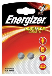 Cheap Energizer LR44 Coin Cell Lithium Battery | Standard Batteries | 623055 | Energizer