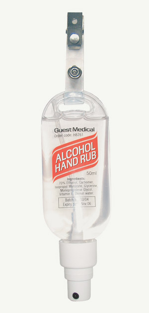 Great Value Guest Alcohol Hand Rub 50ml | Hand Sanitisers |  | Guest Medical
