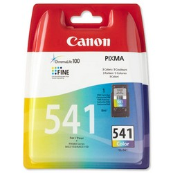 Cheap Canon CL-541 Inkjet Cartridge Page Life 180pp Colour Ref 5227B005 | Canon |  |