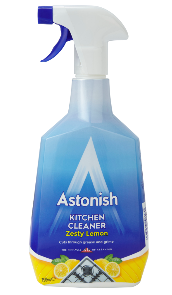 Cheap Kitchen Cleaner Trigger Spray Pack of 1 | Kitchen Cleaners |  | Astonish
