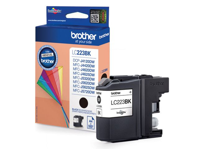 Great Value Brother LC223 Ink Cartridge Black | Brother | LC223BK | Brother