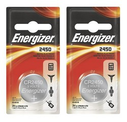 Cheap Energizer CR2450 Coin Cell Lithium Battery | Standard Batteries | CR2450 | Energizer