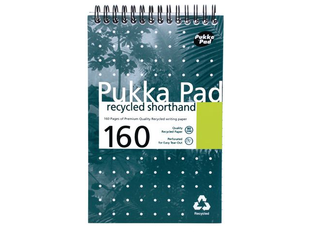 Great Value Pukka Recycled Notebook (125 x 200mm) | Pads & Note Books | 100080468 | Cambridge