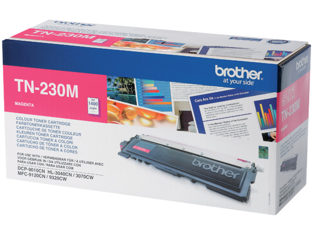 Great Value Brother TN230 Toner Magenta | Brother | TN230M | Brother