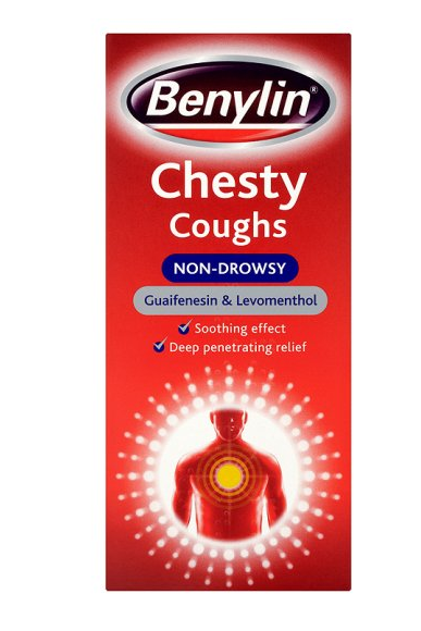 Great Value (P) Benylin Chesty Cough Non-Drowsy 300ml | A-C |  |