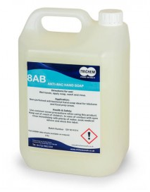 Great Value Trichem Anti Bac Foaming Hand Soap 5Ltr | Hand Soap | 8ABF5 | Trichem