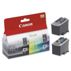 Cheap Canon PG40 & CL41 Original Ink Cartridge Multipack | Canon |  |