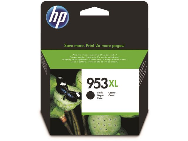 Great Value HP No.953XL Ink Cartridge Black | Hewlett Packard | L0S70AE | Hewlett Packard