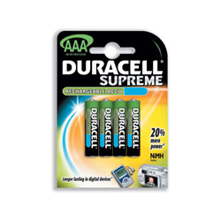 Cheap Duracell Rechargeable AAA Batteries | Standard Batteries |  |