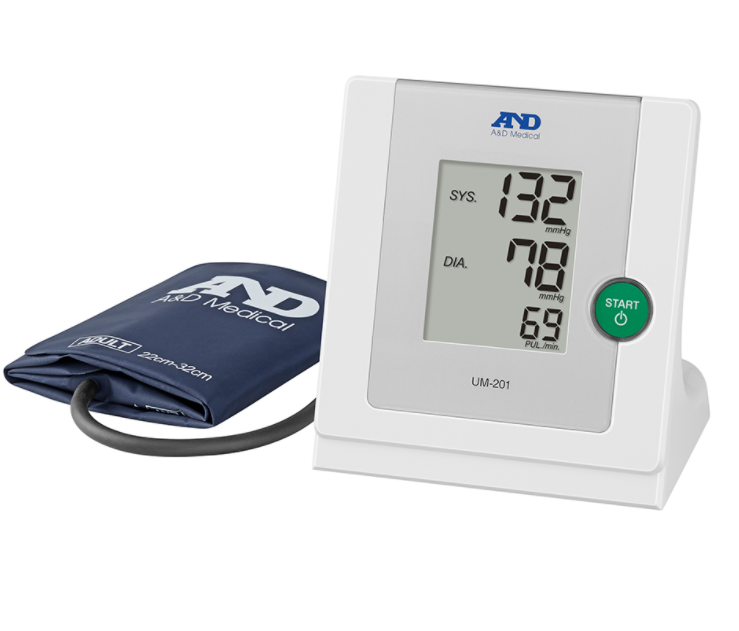 Great Value A&D UM-201 Simple Operation Blood Pressure Monitor | Blood Pressure Monitors | UM-201 | A&D Medical