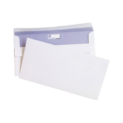 Cheap DL White Plain Envelopes 100gsm, Self & Seal | White Business Envelopes |  |