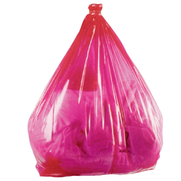 Cheap Water Soluble Laundry Sacks Red | Water Soluble Laundry Bags |  | Medical Supermarket