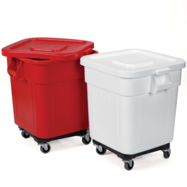 Great Value Huskee Bins White | Linen and Laundry Management |  |