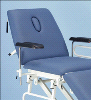 Cheap Bariatric Plinth Phlebotomy Arms | Phlebotomy Chairs | PLA07 | Sidhil/Doherty
