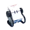 Rolodex Business Card File Black | 521721 | Office Depot | Rolodex & Card Systems